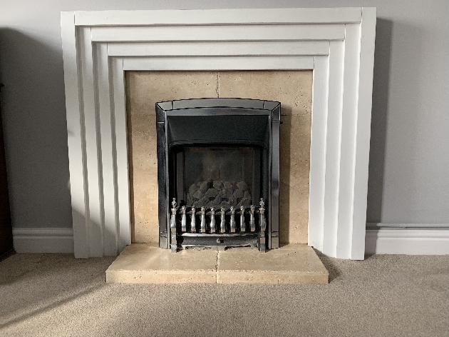 Art Deco fire surround-Joinery NG16