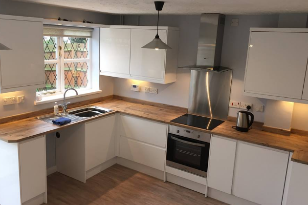 Kitchens and fitted furniture